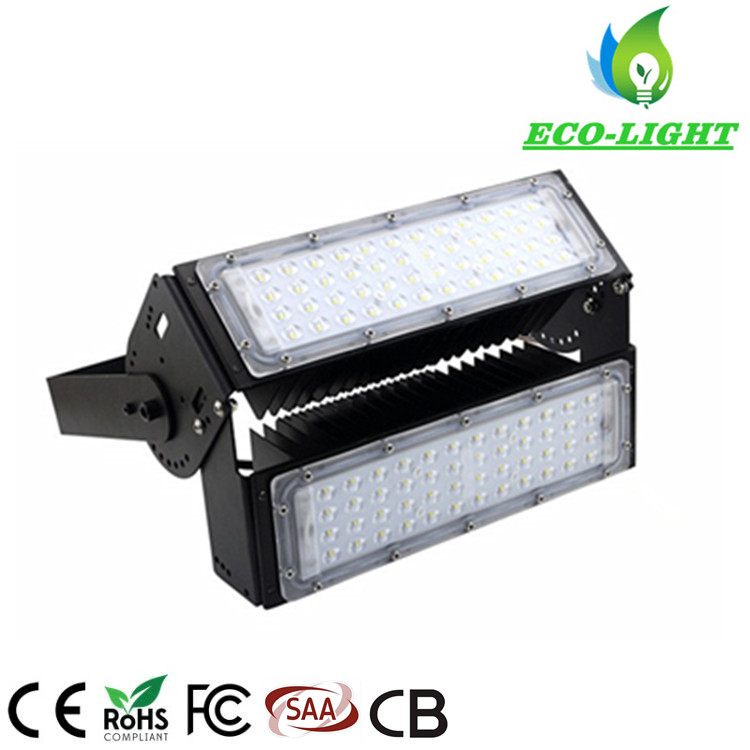 SMD Module IP65 100W LED Flood Light for Tunnel Lighting