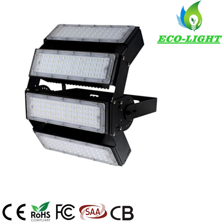 IP65 200 Watts SMD Adjustable Angle LED Flood Lights for LED Lighting Project