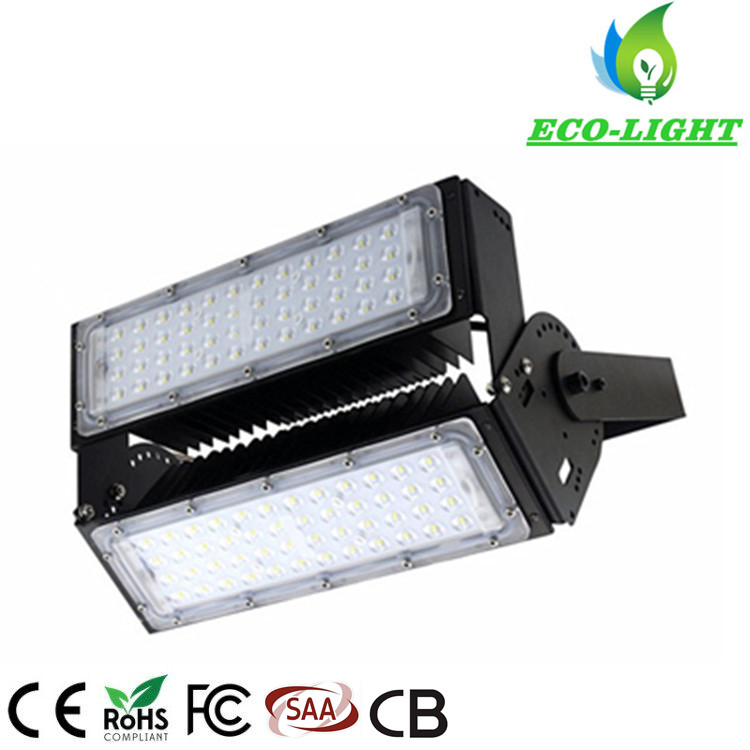 IP65 100W Adjustable Angle LED SMD Modul Flood Light with Best Price