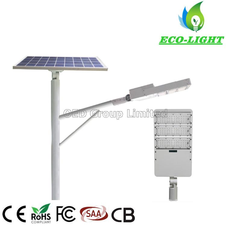 IP65 60 Watts Split LED SMD Module Solar Street Light