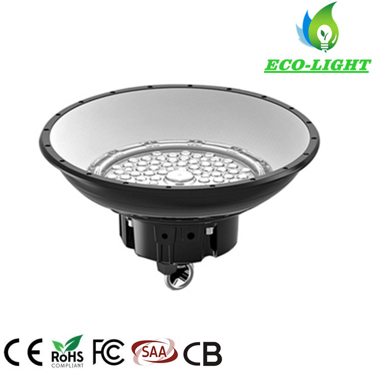 200W UFO LED Industrial Design Pendent High Bay Light Fixture