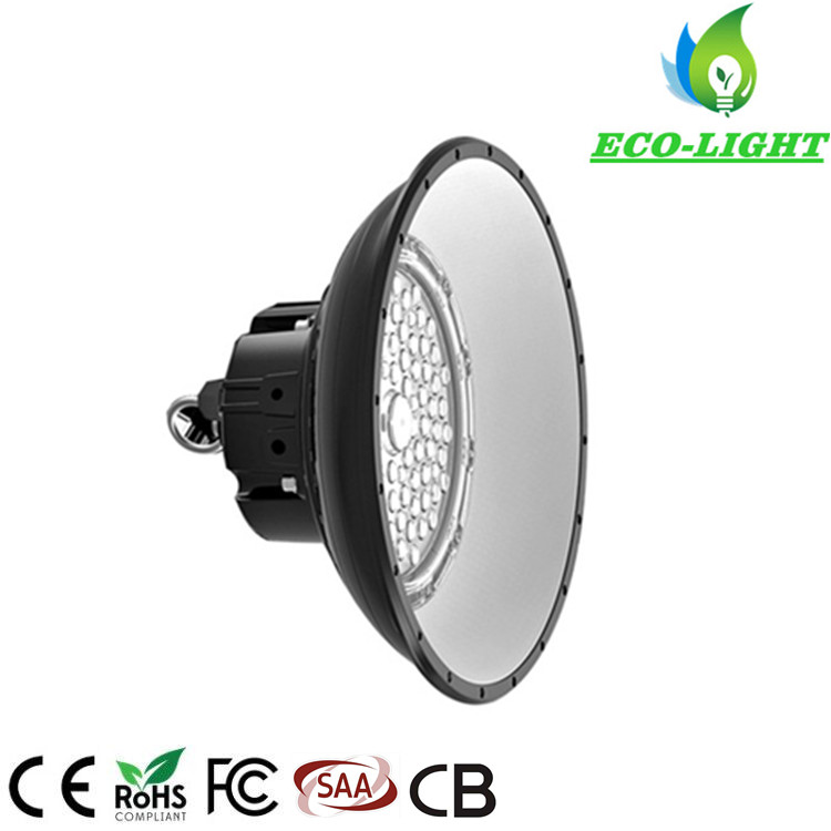 5 Years Warranty 150W UFO LED High Bay Pendent Light Fixtures manufacturers