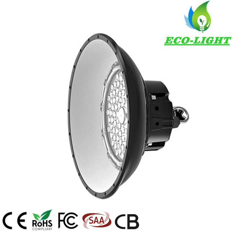 100W IP65 Pendent LED UFO High Bay Light for Industrial Lighting