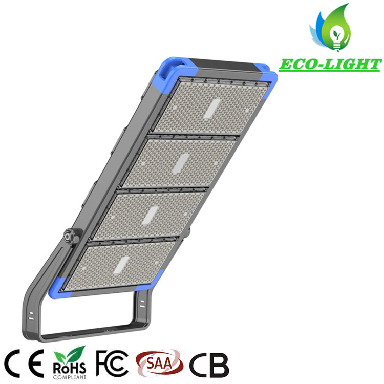 Latest Design IP66 High Quality 1000 Watt LED Flood Lights for Stadium Field Lighting