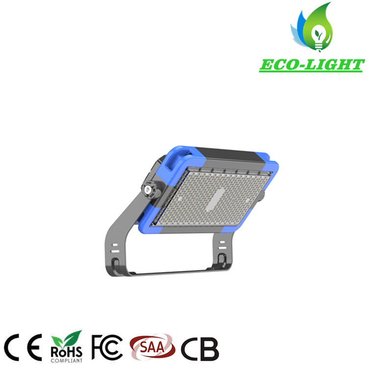 High Efficacy IP66 Aluminum Highbay Fixture Factory Warehouse 250W LED Tunnel Flood Light