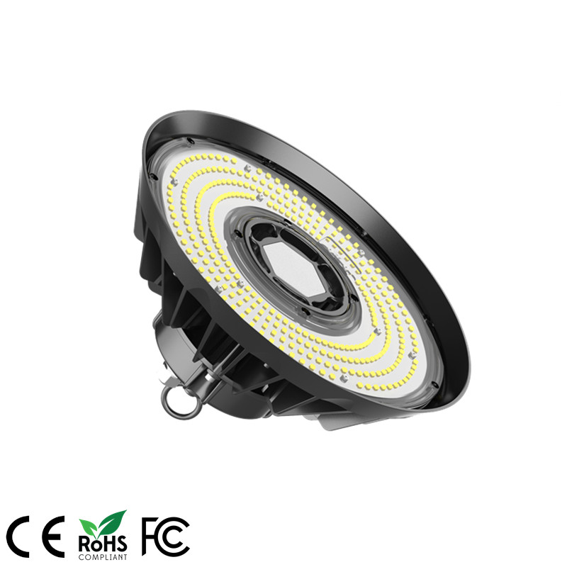 PC Lens Isolated driver Outdoor Lights with IP65 200W UFO Light