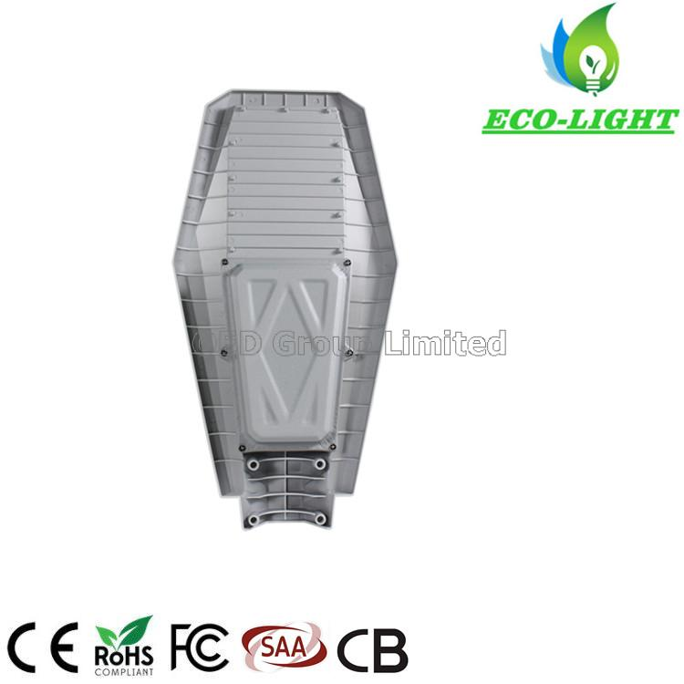 New Design 100W LED Optical Sensor Solar Street Light for Roadway Lighting